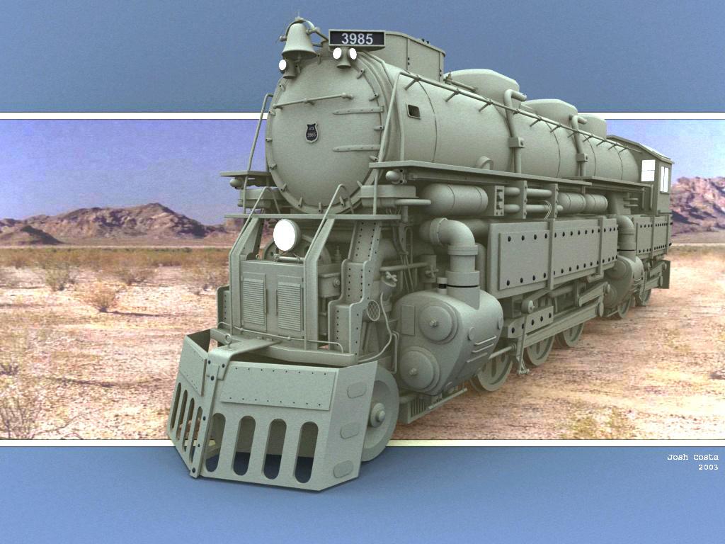 ChooChoo Train by joshcxa