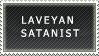 LaVeyan Satanist by couqhinq