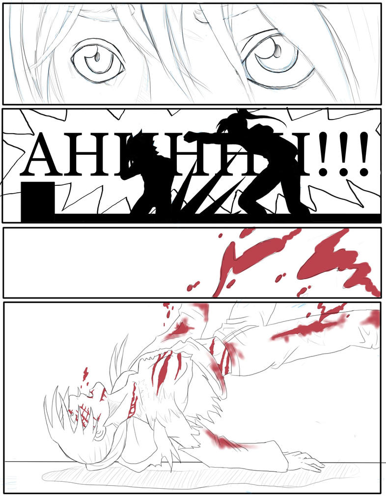 Fullmetal Legacy Chapter 5 Page 39 Lineart by nashoba-lusa