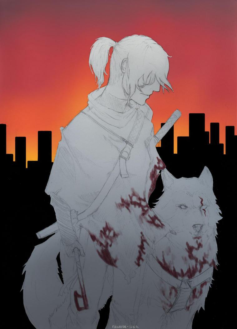 Zombie Hunter by nashoba-lusa