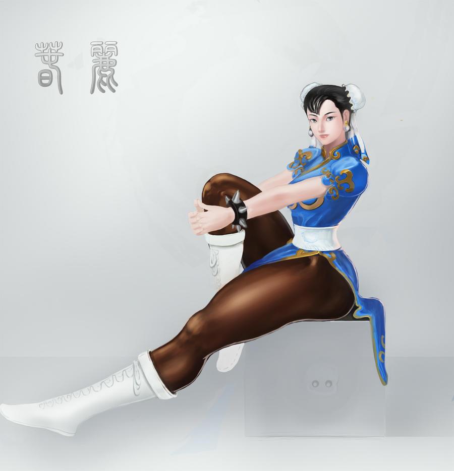 chunli by yidachen