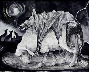 Fumious Bandersnatch by ralphslatton
