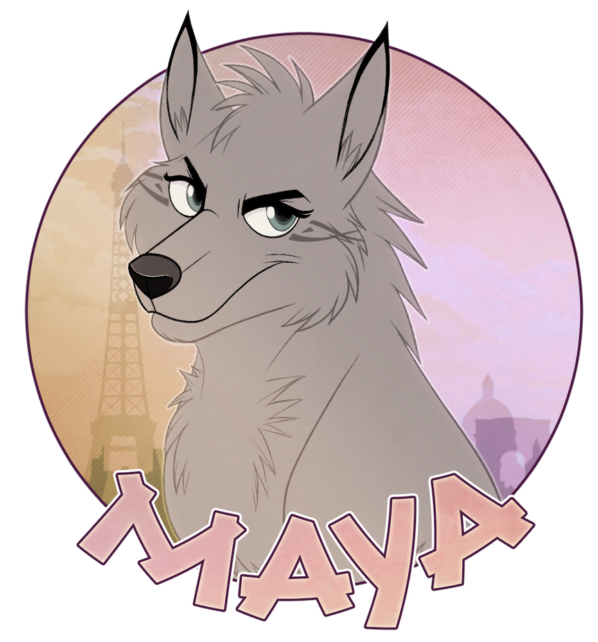 Le Maya Badge by DetectiveRJ