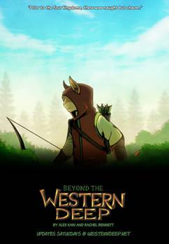 Beyond the Western Deep Poster