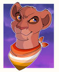The Butch Lesbian Lioness
