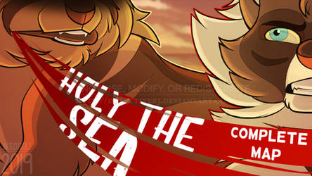 Holy the Sea: Thumbnail Contest Entry