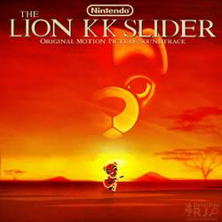 The Lion K.K Slider Album Cover