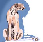 Cheetah in progress 1
