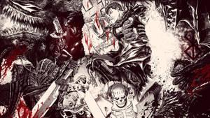 Berserk Wallpaper by The--Hollow