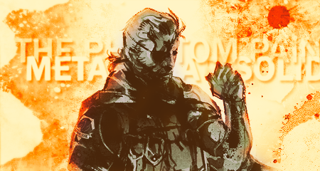 Metal Gear Solid The Phantom Pain by The--Hollow