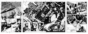 DAREDEVIL test pages for Marvel by El-Andyjack
