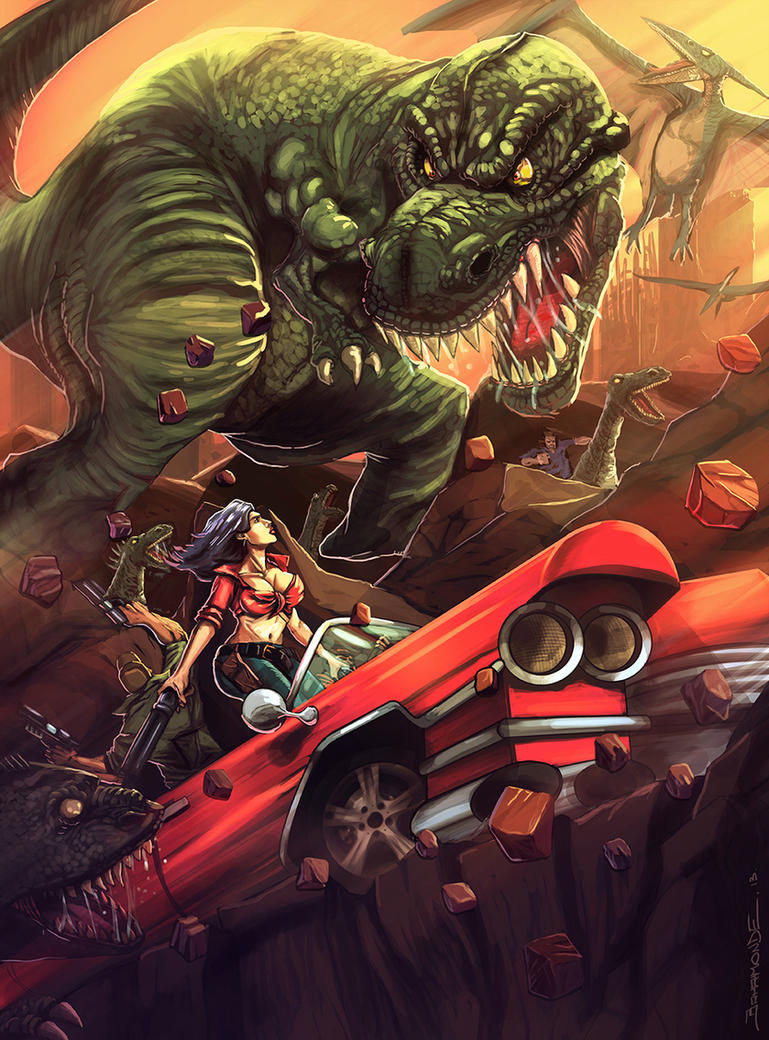 cadillacs and dinosaurs by el andyjack on deviantart. Cars Review. Best American Auto & Cars Review