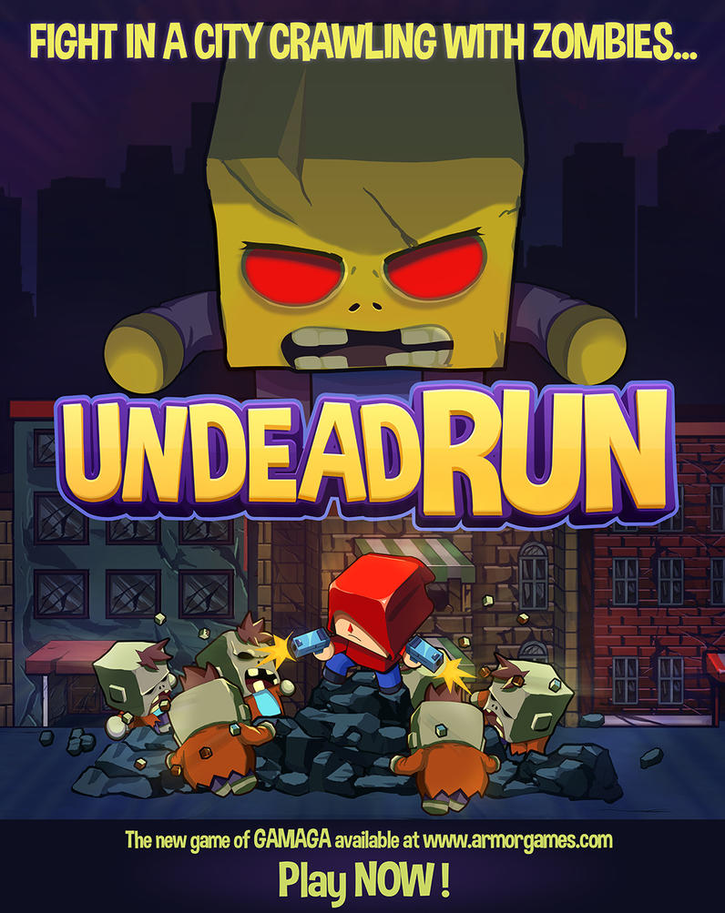 UndeadRUN Promo by El-Andyjack