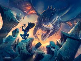 Cold Dragon by El-Andyjack