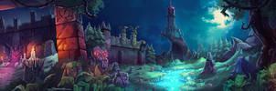 Super Dungeon Explore Environment 01
