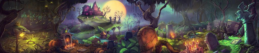 Super Dungeon Explore Environment 02 by El-Andyjack