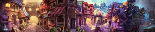 Super Dungeon Explore Environment 04 by El-Andyjack