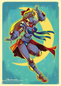 Enter Venus, the Last Sailor Guardian