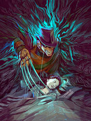 A Nightmare on Elm Street by El-Andyjack