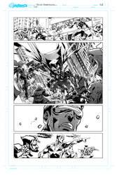 X Men Sample by El-Andyjack