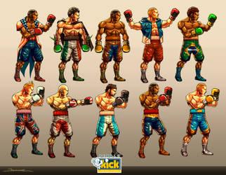 Boxers design by El-Andyjack