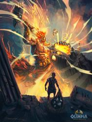 Hephaestus Forge!!! by El-Andyjack