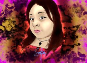 Retrato Sofia C.