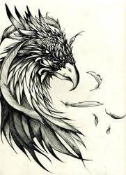 Phoenix by PhantomSeptember