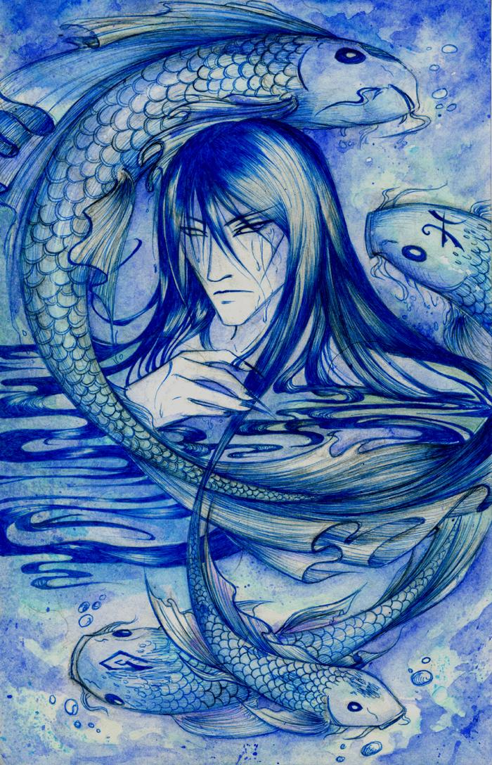 Pisces by PhantomSeptember