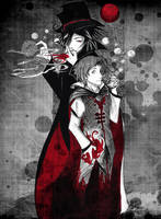 Hyde and Henry by PhantomSeptember