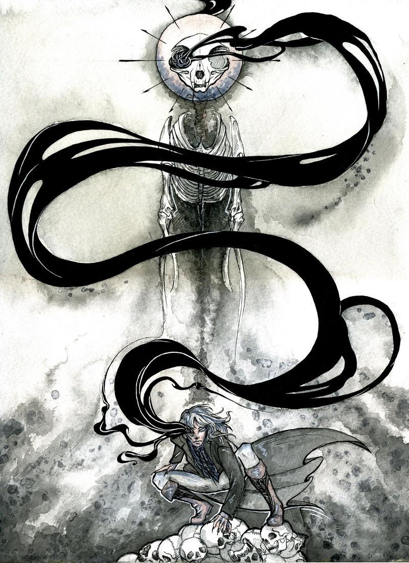 Spiritwalker by PhantomSeptember