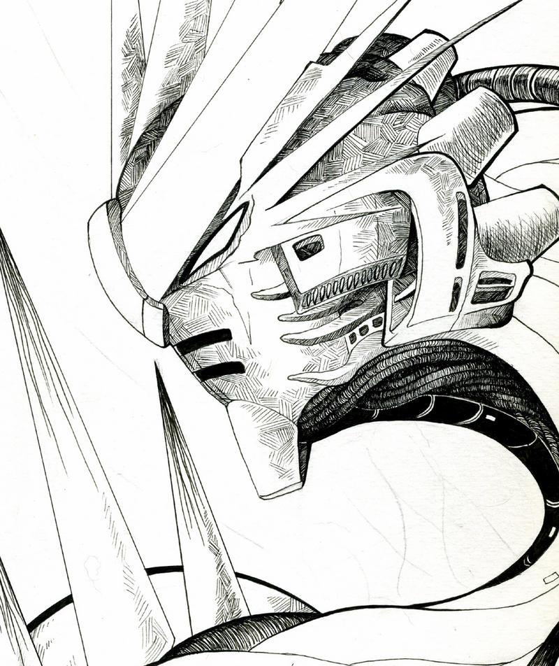 Gundam WIP by PhantomSeptember