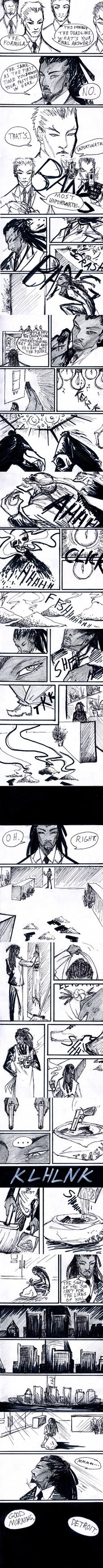 24 Hr Comic 2014 SET 3 by PhantomSeptember