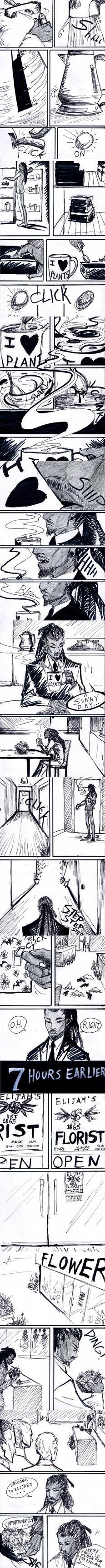 24 Hr Comic 2014 SET 2 by PhantomSeptember