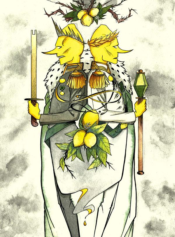 The Earls of Lemongrab by PhantomSeptember