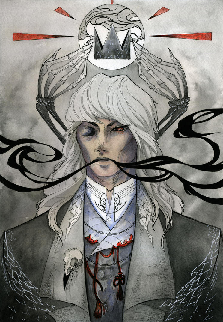 Necromancer by PhantomSeptember