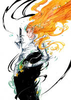 Glorfindel by PhantomSeptember