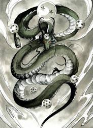 The Eternal Dragon by PhantomSeptember
