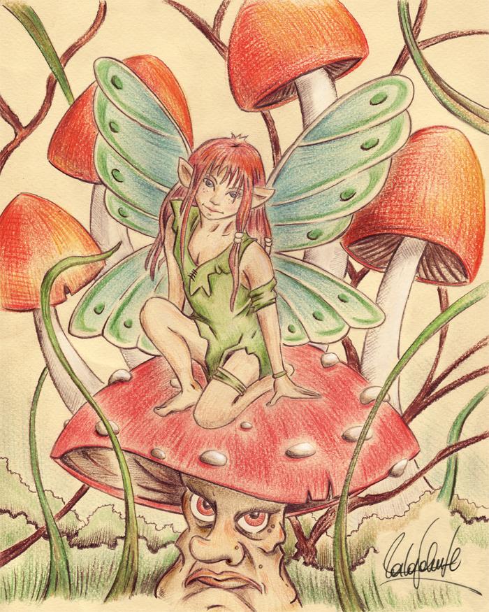 Fairy by CarloValente