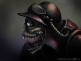 Undead Legionary by CarloValente