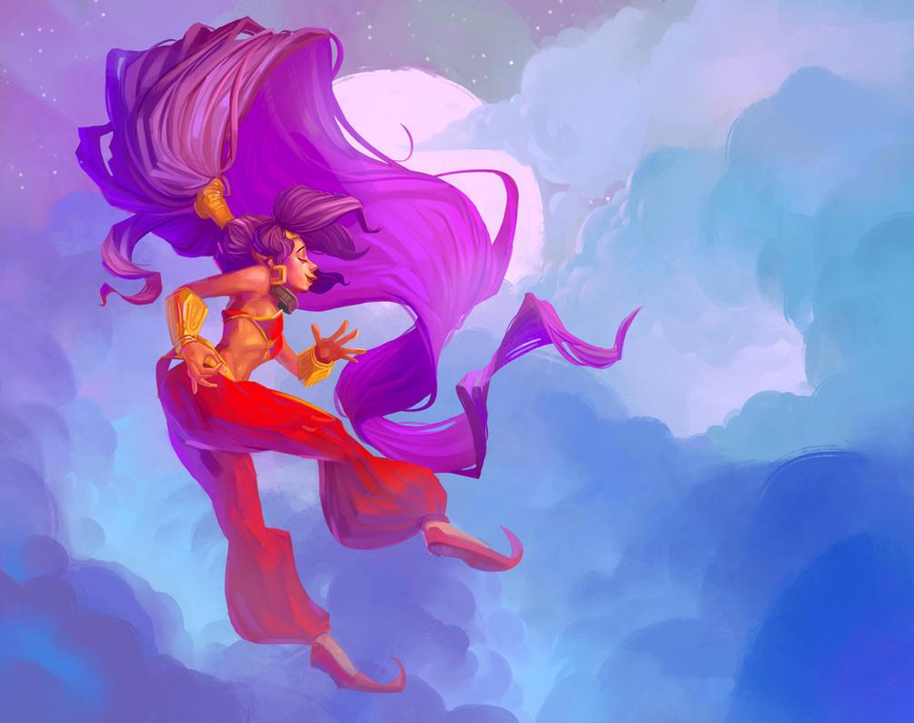 Shantae by LuVid