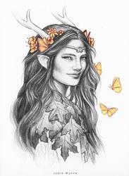Keyleth by jowyn