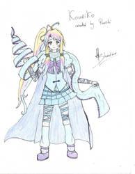Kouriko by ShadowHeartbreaker