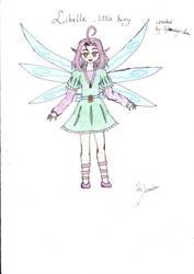 Libelle, Little Fairy by ShadowHeartbreaker