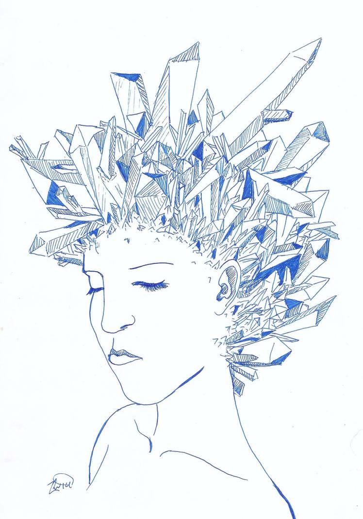 Crystal Mind by rl2wAters