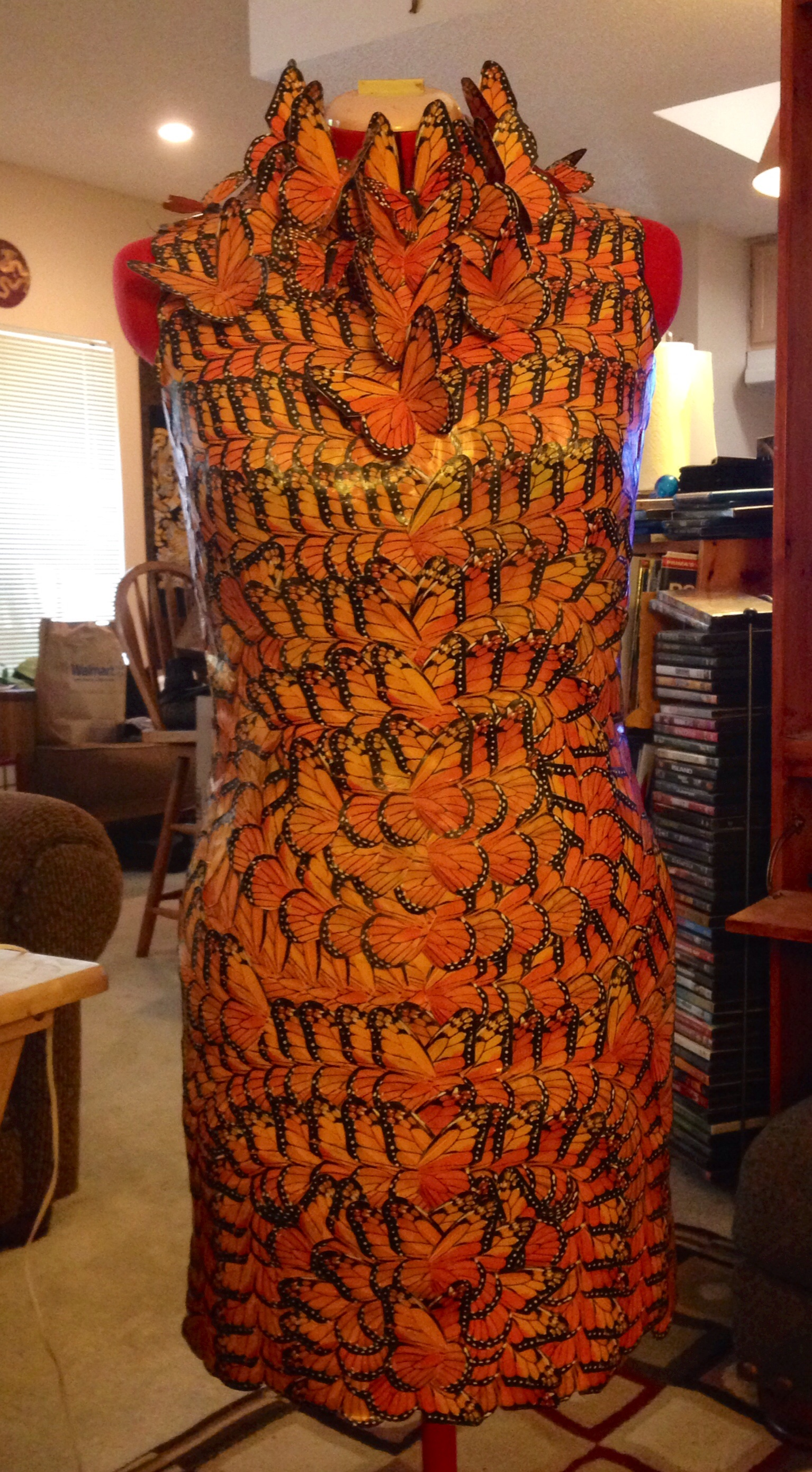 Effie Dress Ready to Go by donttouchmymilk