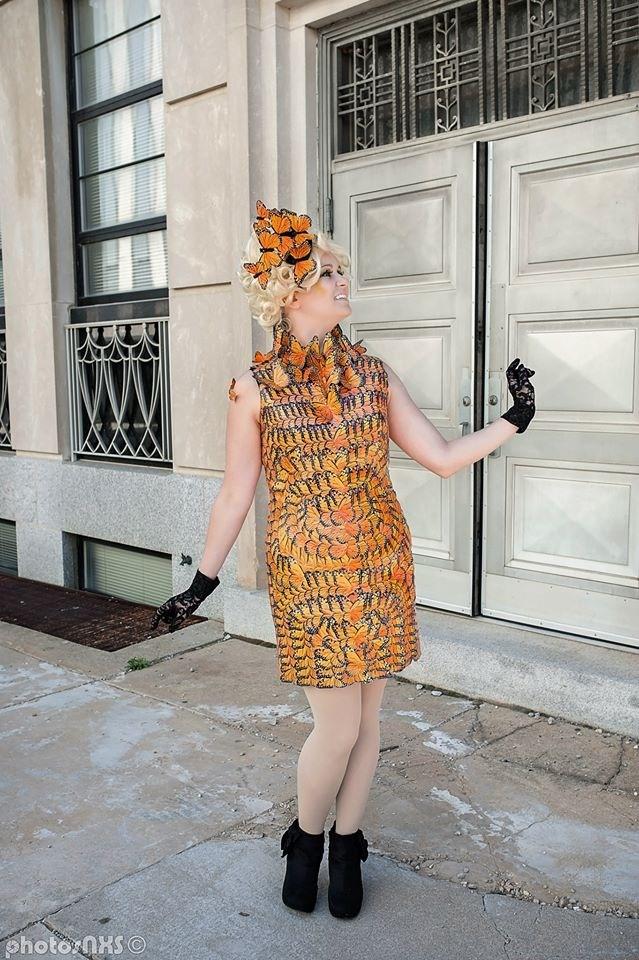 Effie on the Street by donttouchmymilk