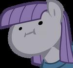 Maud Pie wut face