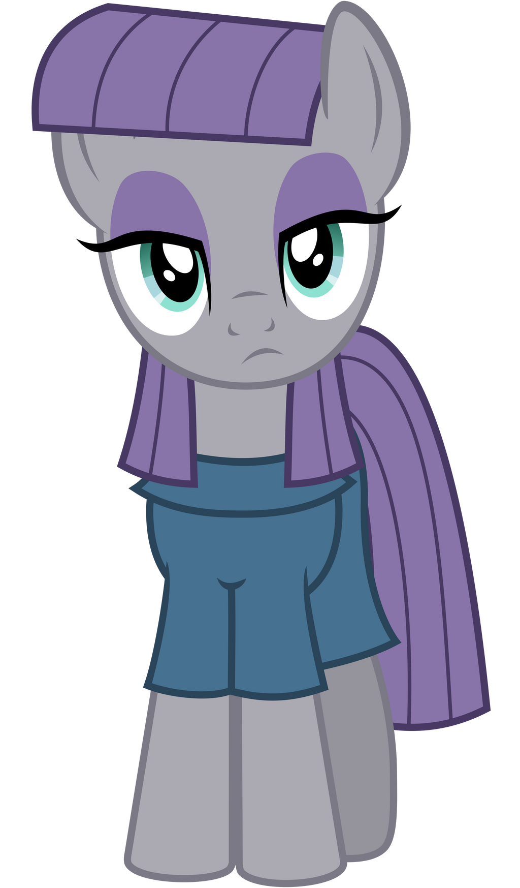 Inquisitive Maud by nano23823
