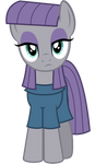 Inquisitive Maud